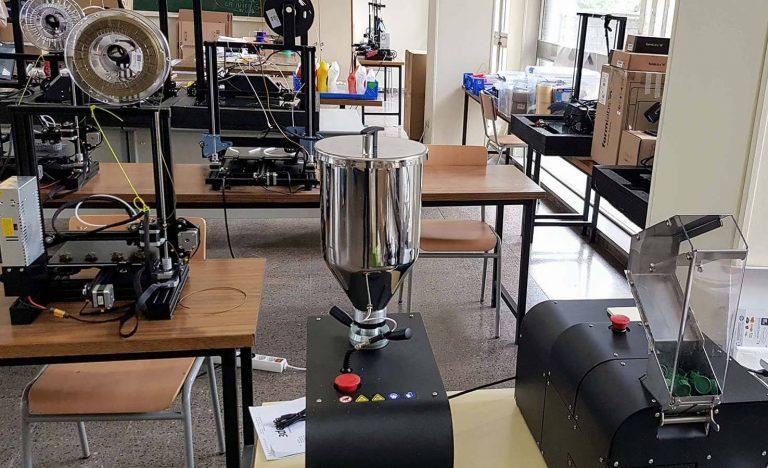Extrusora Impresión 3D Balab Factory