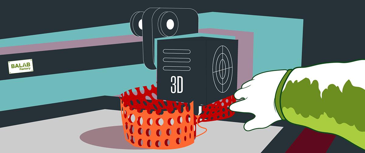 impresora 3d balab factory